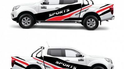 999+ mẫu decal xe bán tải ford ranger, ford raptor cực đẹp